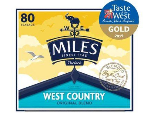 80 Miles West Country Tea Bags