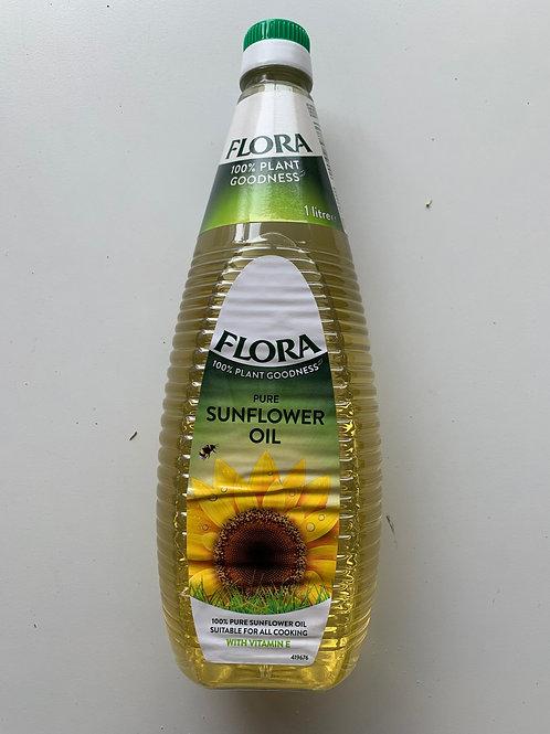 Flora Sunflower Oil