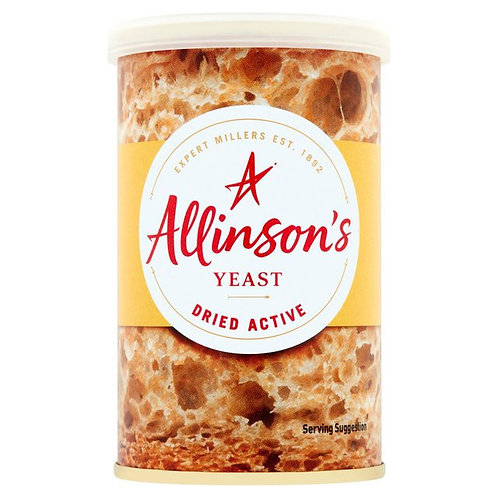 Allison Dried Active Yeast