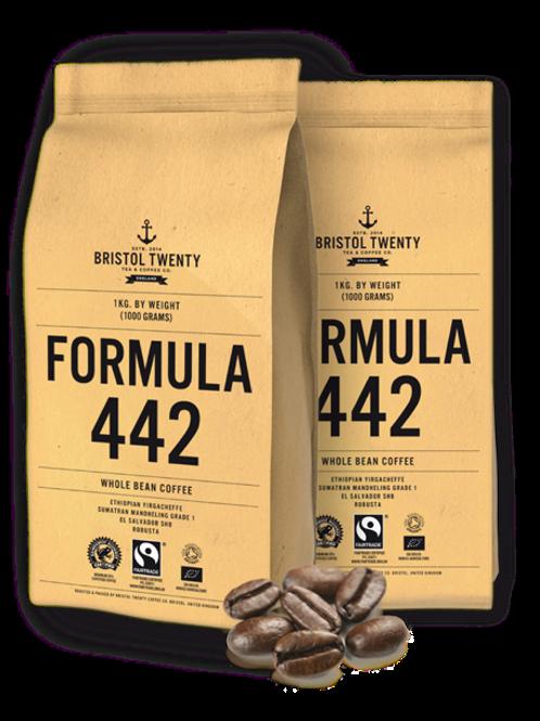 Bristol Twenty Formula 442 Coffee Beans