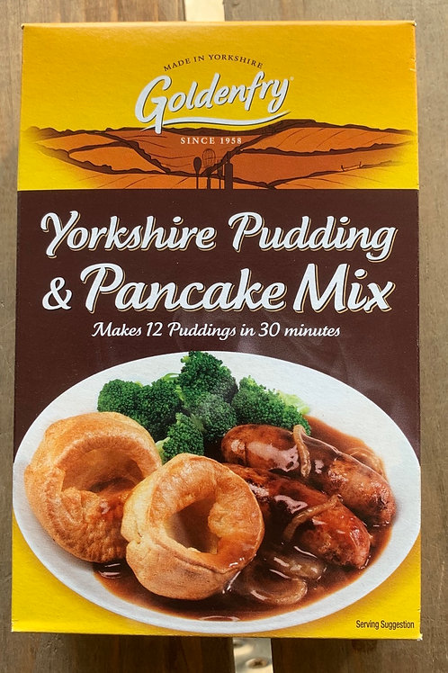 Golden fry Yorkshire Pudding and Pancake mix 142g