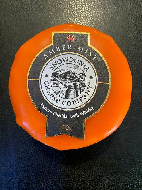 Snowdonia Amber Mist