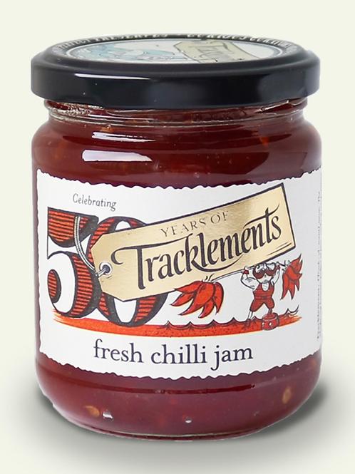 Tracklements Fresh Chilli Jam