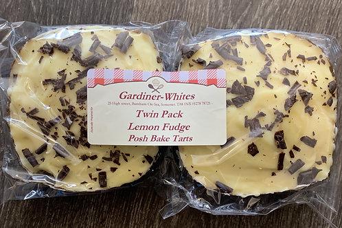 Lemon Fudge Tarts, twin pack