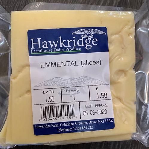 Emmental Slices