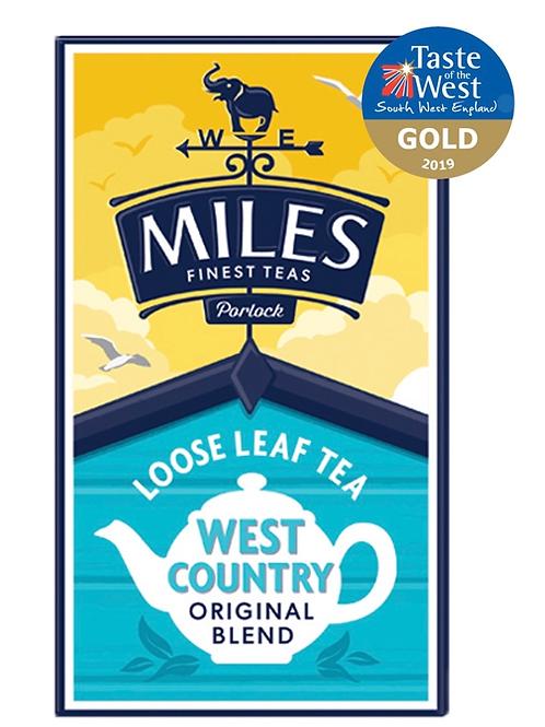 Miles Loose Tea