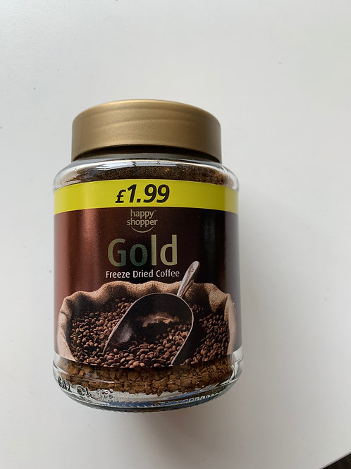 Gold Coffee (Happy Shopper)