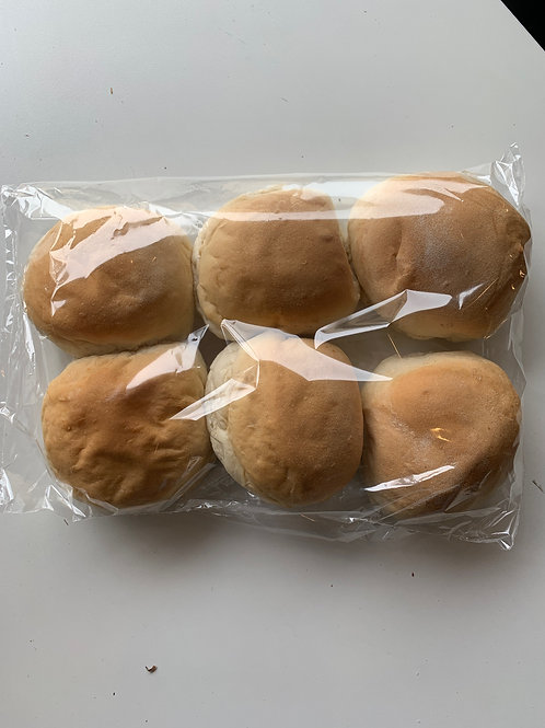Rolls x 6 from Winnies Bakery
