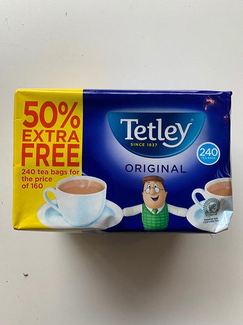 Tetley Tea 240 Bags