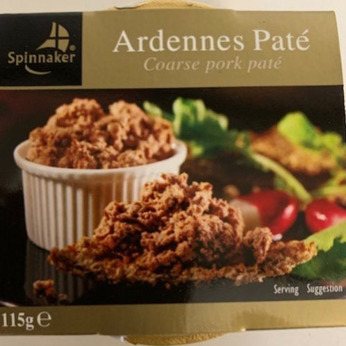 Ardenness Pate