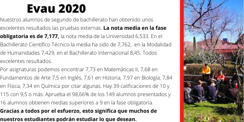 EVAU 2020