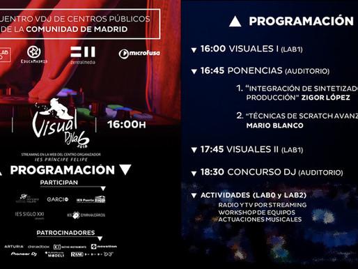 I Encuentro VDJ de Centros Públicos de la Comunidad de Madrid