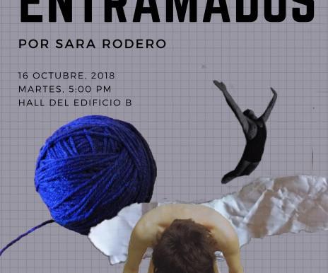 EXPOSICIÓN DE SARA RODERO (Alumna del Bachillerato de Artes)
