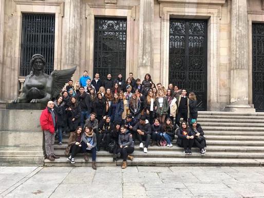 Visita a Museos-Bachillerato de Artes