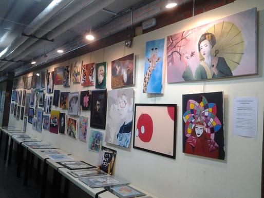 XVII Concurso de Artes Plásticas IES Príncipe Felipe