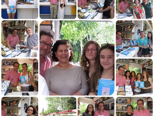 """Feria del Libro: presentación y firma del libro """"Carpe litteram."""