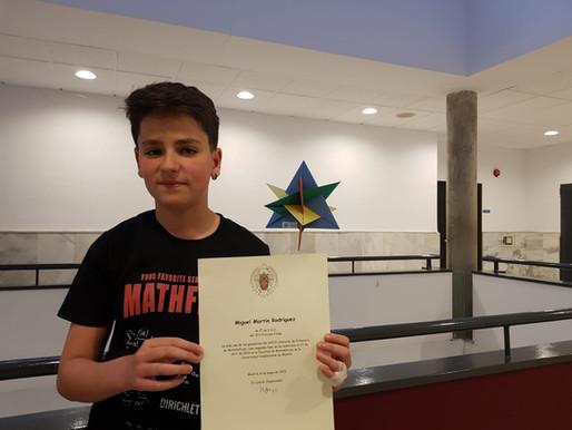 Premios de la XXIII edición del Concurso de Primavera de Matemáticas 2018-2019