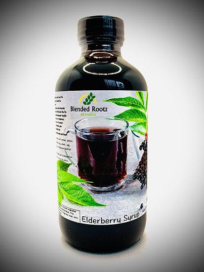 Elderberry Syrup - 8 fl oz