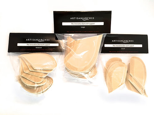 Artisan Arches Value Pack (3 pairs)