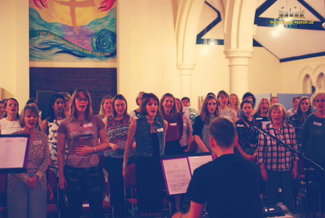 Summer Taster Session - great success!