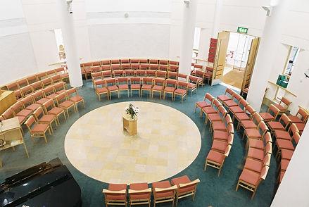 Manchester Choir venue