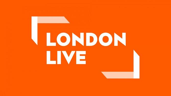London Live TV Interview