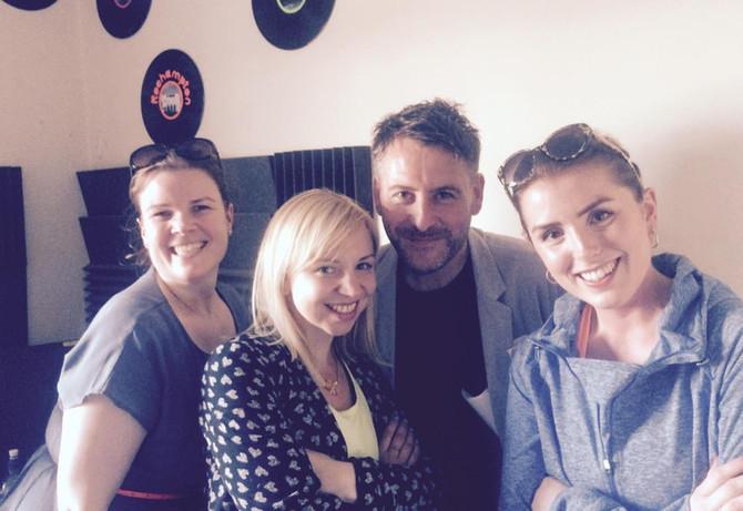 Radio interview on Wandsworth Radio this week