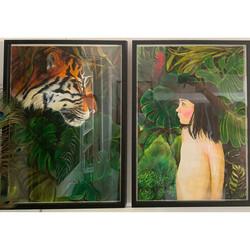 Lia Ferreira/ The Tiger and Rosa - 2016