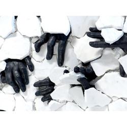 Isabelle Ardevol / Sang noir sous peau blanche