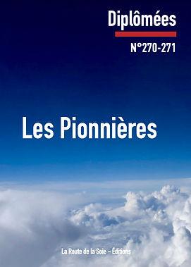 03-20_Diplômées No 270-271 - Les Pionniè