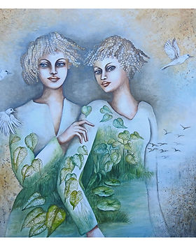 Monica Cattaneo - __Ame soeur__ - 2019 -