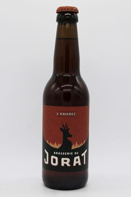 """Bière du Jorat """"L'Ambrée"""""""