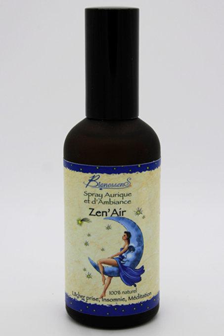Spray Aurique et d'Ambiance - Zen'Air Bionessens