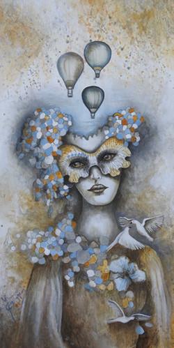 Monica Cattaneo - __Arlequin__ - acyrliq
