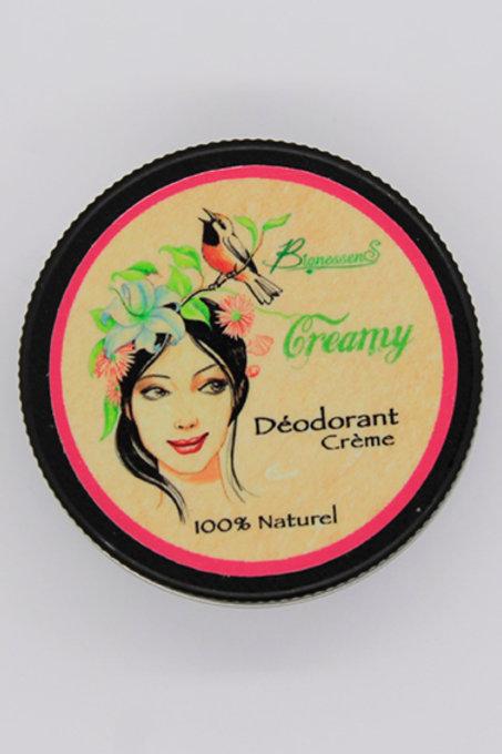 Déodorant crème Creamy