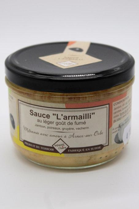 Sauce à l'Armailli