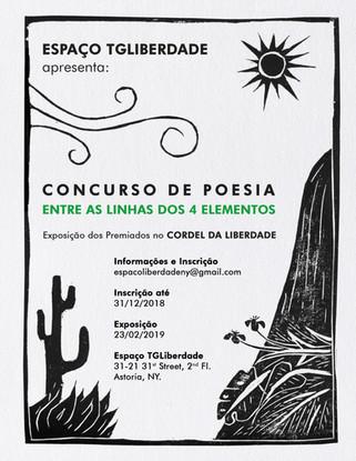 Concurso de Poesia 2018