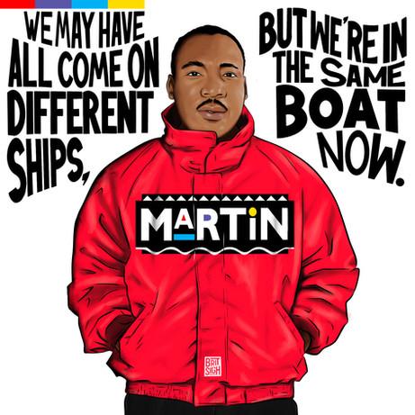 MLK / Marty Mar