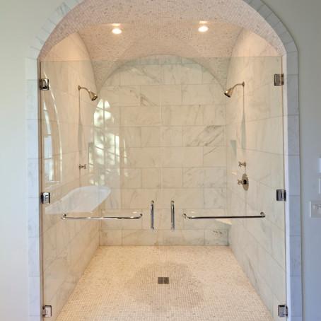 Shower Floor Damages
