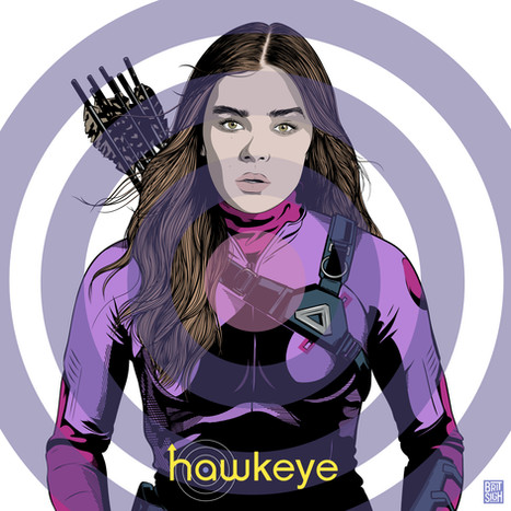 Hailee Steinfeld - Kate Bishop