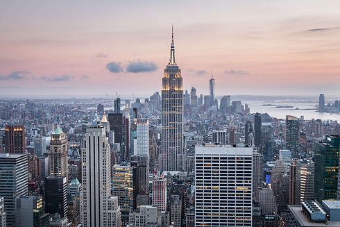 NYC & empire state