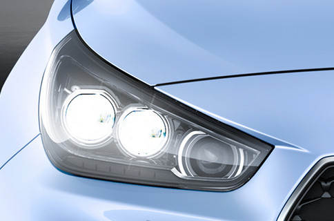Advanced LED headlamps