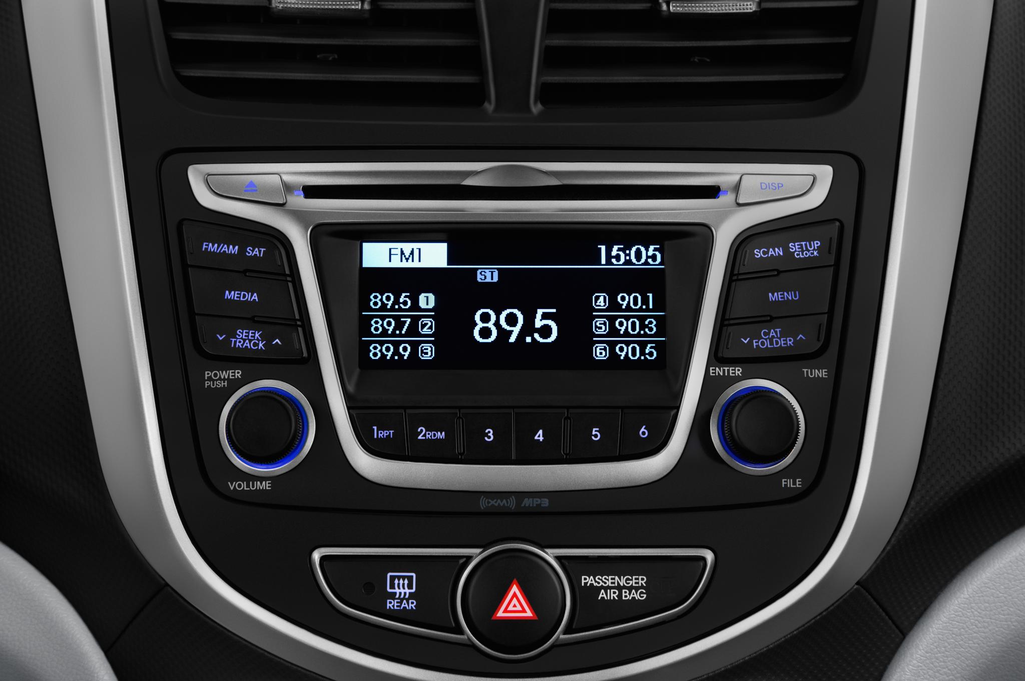 Accent radio.