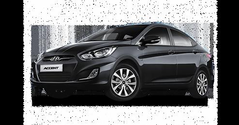 Accent Sedan Fluid or Glide - Phantom Bl