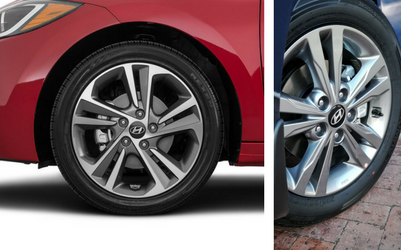 Elantra Alloy Selection.
