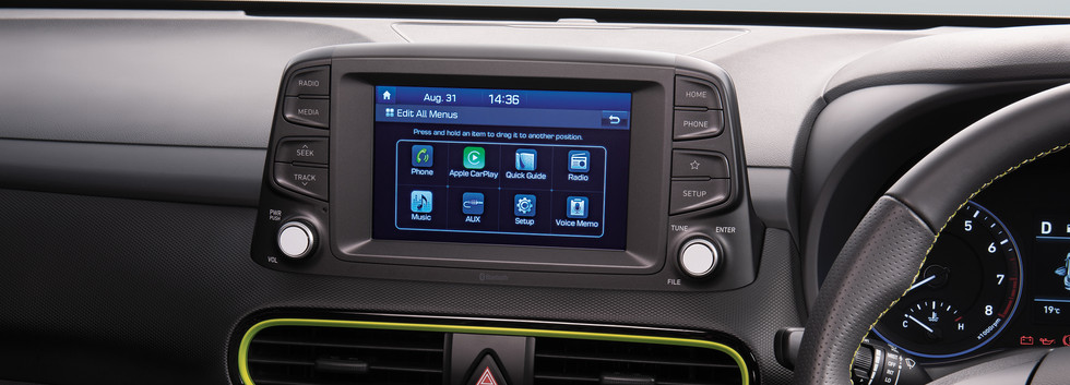 Android Auto & Apple CarPlay equipped.