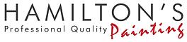 Hamilton's Painting logo