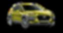 Acid Yellow Kona with 17 inch wheels_edi