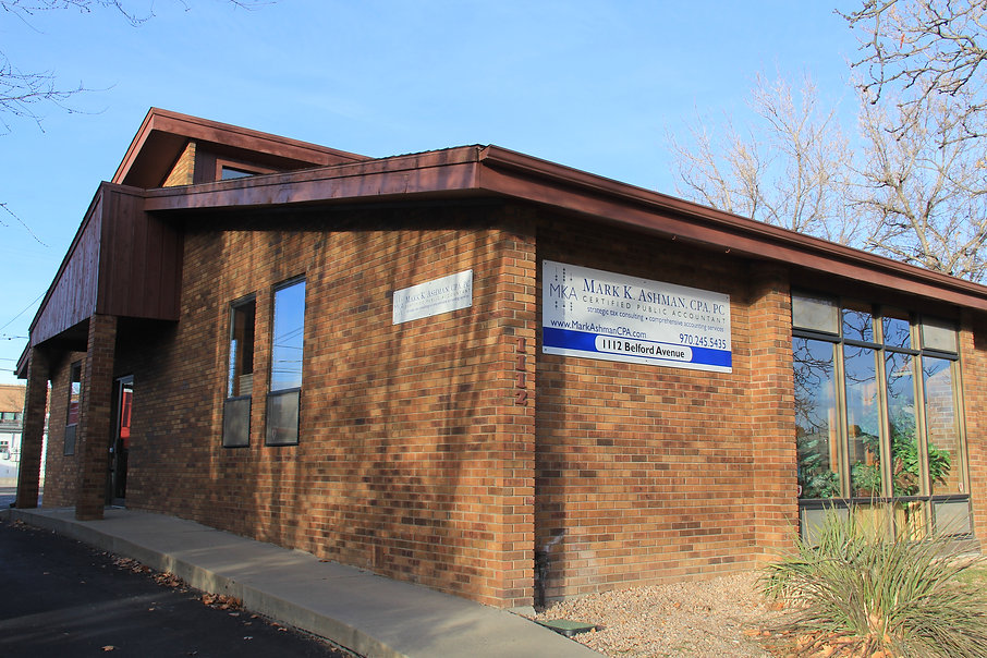 Exterior image of our office building.