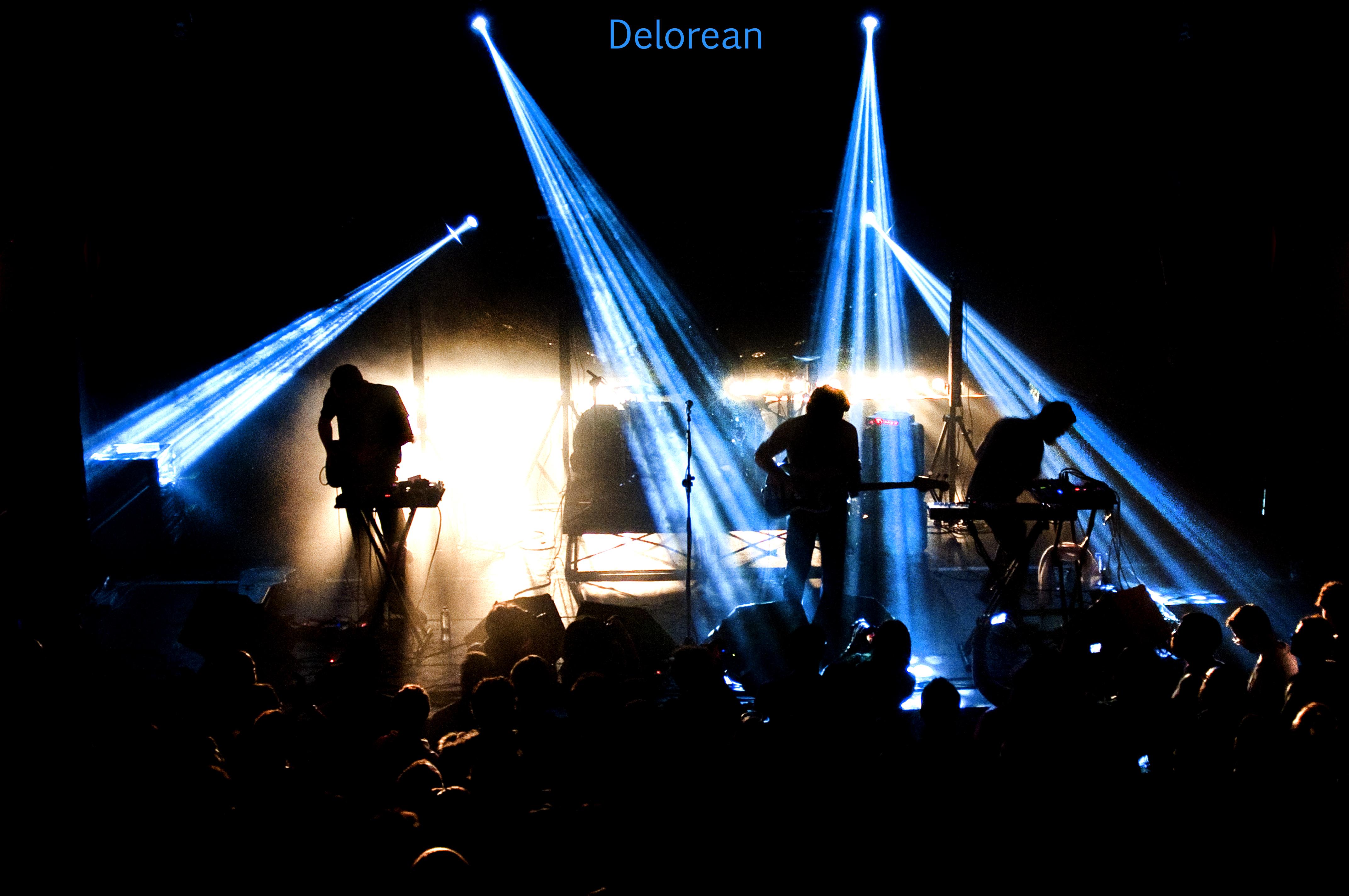 Delorean 12